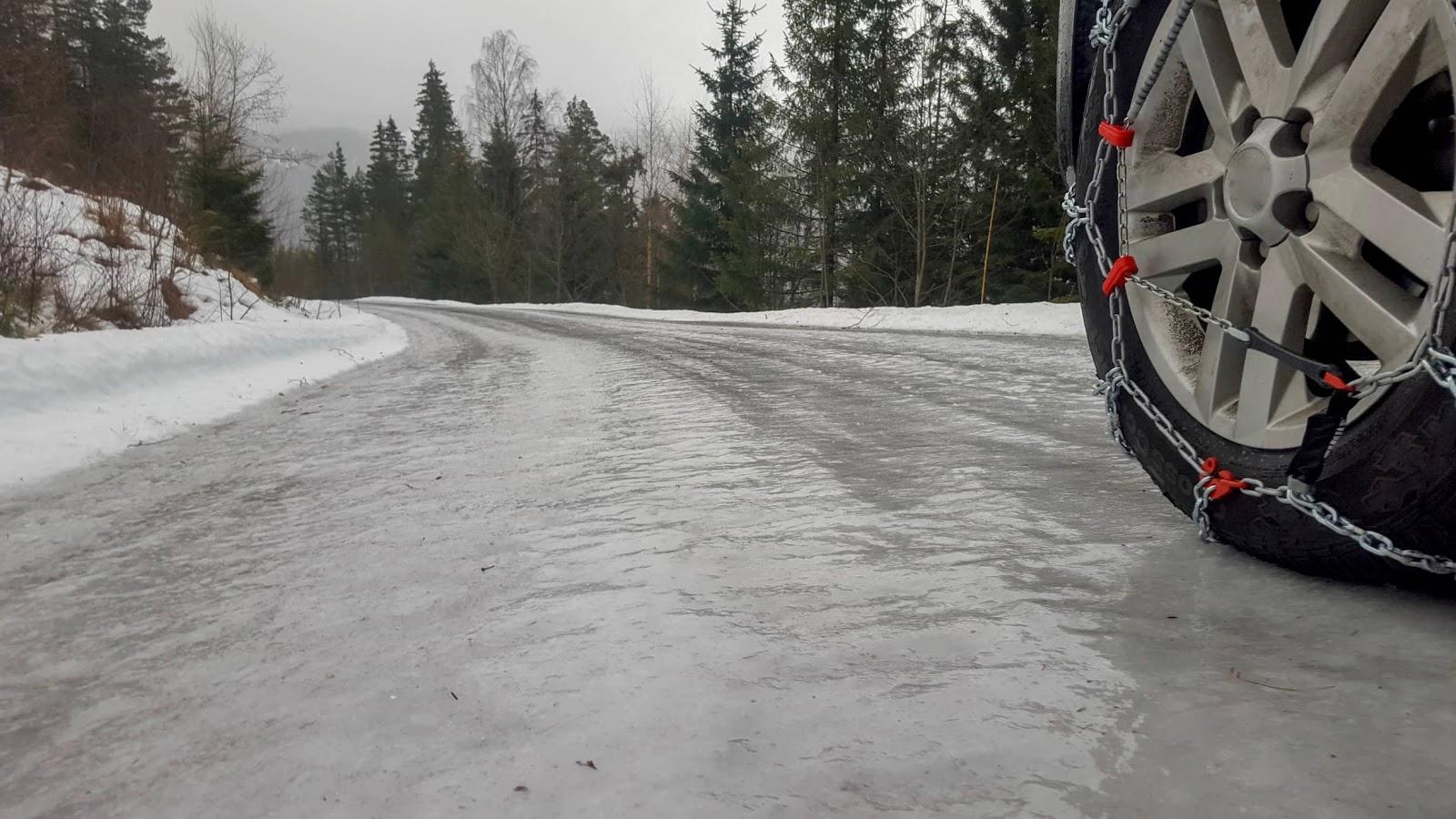 Winter Truck Driver Emergency Checklist