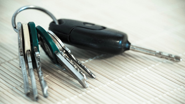 driving keys