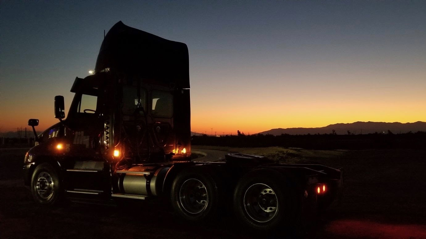 summer trucking tips