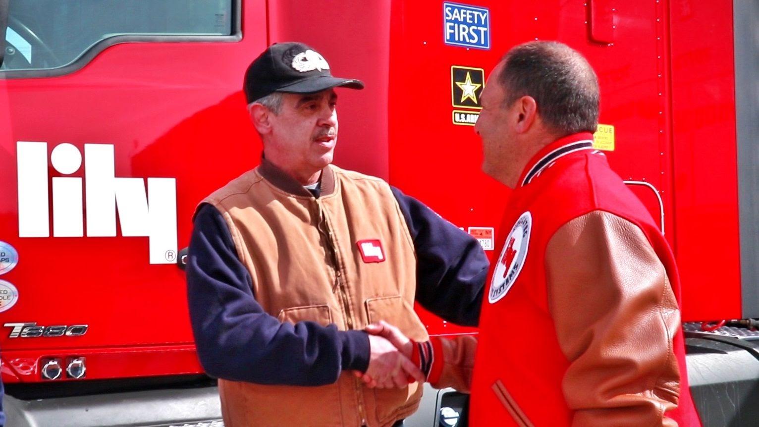 veteran truck drivers